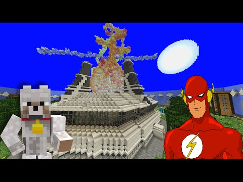 Minecraft Xbox Hide and Seek - Flash (Star Labs)