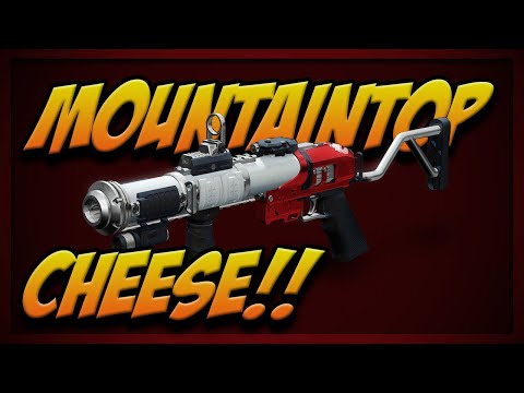 Destiny 2 | Mountaintop Cheese Live - Competitive Crucible