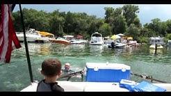 Boat ride on the St. John's River.avi