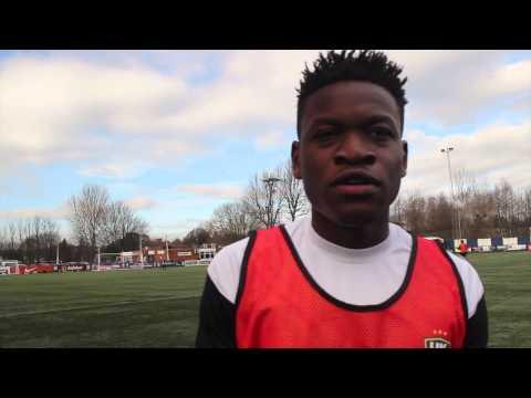 UK Football Trials Official - Birmingham Football Trial February 2015