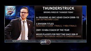 [Playoffs Ep. 4] Inside The NBA (on TNT) Tip-Off – Scott Brooks Fired/Portland vs. Memphis - 4-22-15