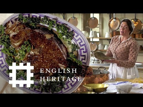 How To Cook Turbot - The Victorian Way