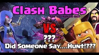Clash Babes vs Born as Ghosts