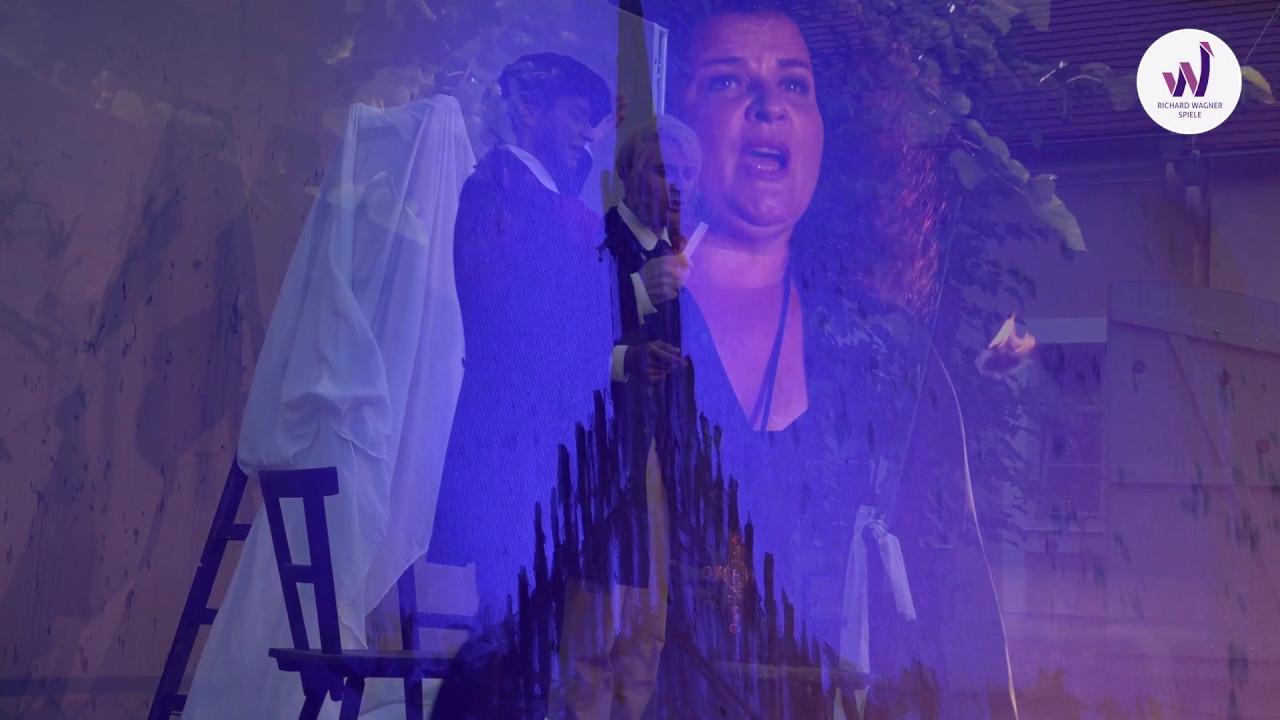 Teaser: Ein Stück vom Himmel oder: Wenn ich erst ewig bin - Richard Wagner Spiele 2017