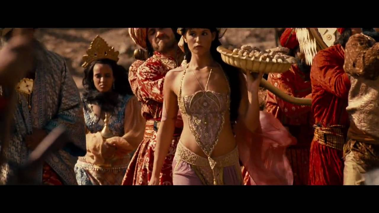 Prince Of Persia The Sands Of Time Princess Tamina Youtube