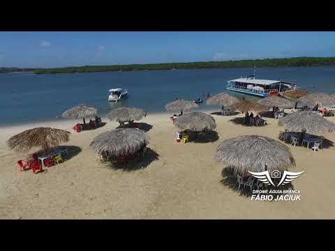 DRONE TURISMO #3 | Crôa Do Goré, O Paraíso Em Aracaju - Sergipe
