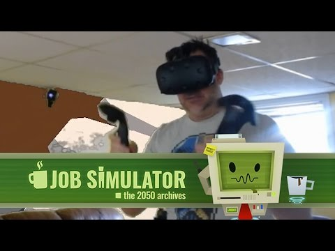 🍀🎲 VR Hobbs In Jobs Simulator With Twitch Chat