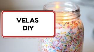 Velas recicladas, idea de regalo personalizado Thumbnail