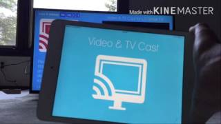 How to screen share on any SMART  TV [easy & fast] 2018