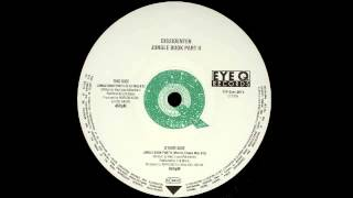 Dissidenten - Jungle Book Part II (B-Zet Mix) - Eye Q Records - 1994