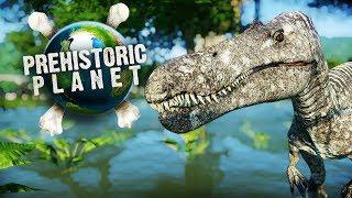 SUCHOMIMUS SWAMP & NO MORE FAMILY FRIENDLY?   Prehistoric Planet (Jurassic World: Evolution)