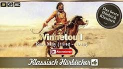 Hörbuch: Winnetou I von Karl May | Teil 1 v 2| Deutsch