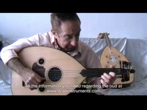 Learn Oud 1 - Lesson 1 - izif.com - YouTube