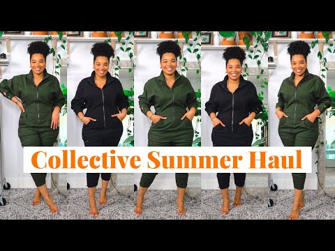 Collective Summer Haul 2020 | Zara, Target, Topshop, Athleta, TJMAXX, Slip