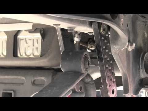 Toyota Tundra Shackle Installation