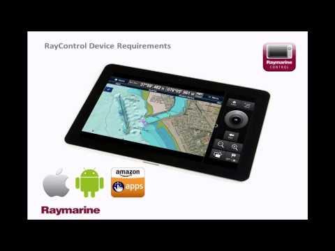 Raymarine Wireless Apps (Webinar Replay)