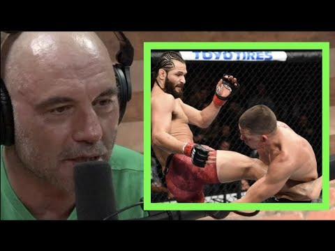 Joe Rogan on Jorge Masvidal Beating Nate Diaz