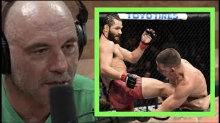 Joe Rogan on Jorge Masvidal Beating Nate Diaz