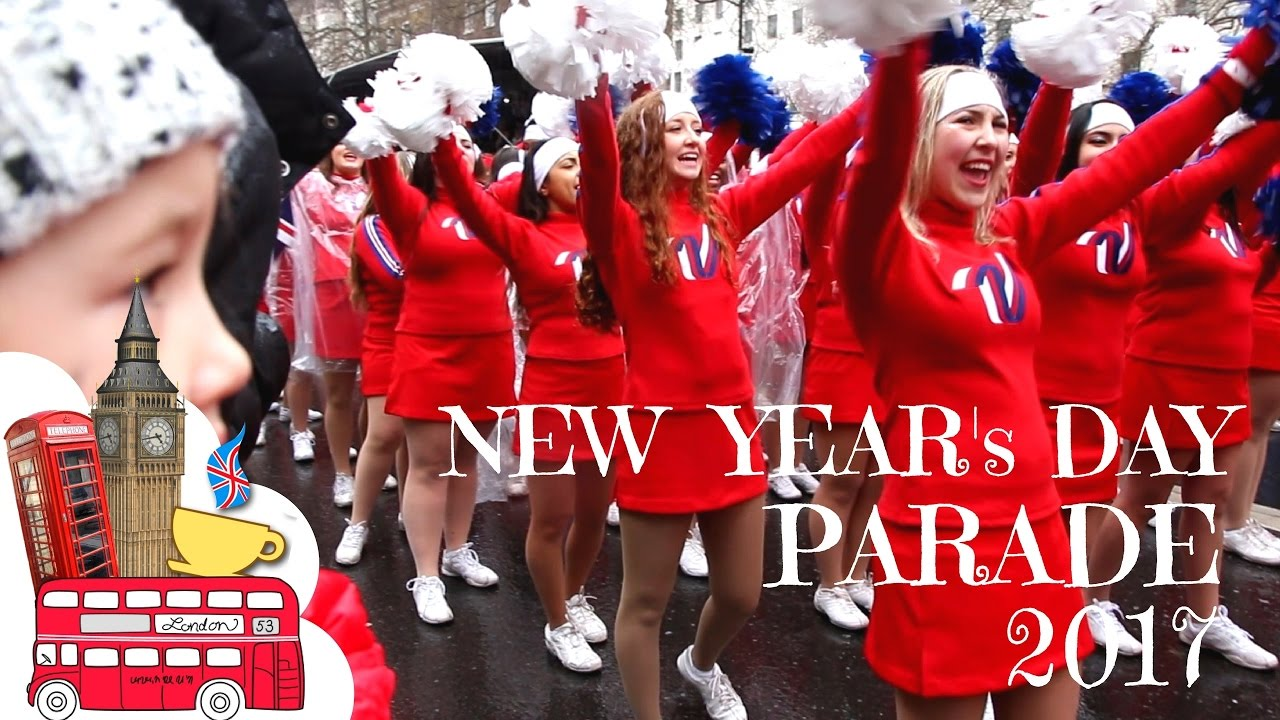 London New Year's Day Parade 2017 - YouTube