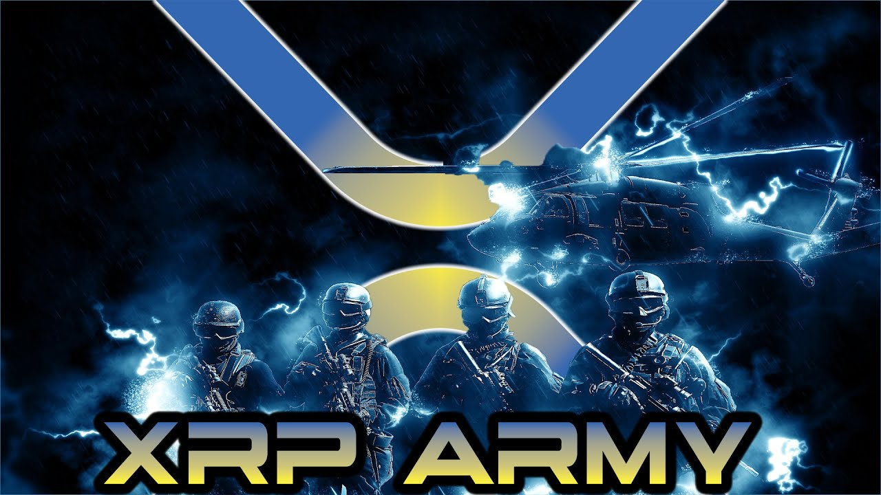XRP ARMY (Music Video) #xrpmusic