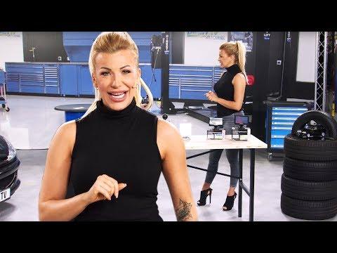 Beweise Bringen Dank Dashcam! Mit Vivien Konca Bei PEARL TV (August 2019) 4K UHD
