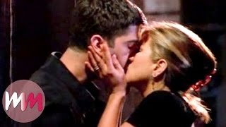 Top 10 Unforgettable Ross And Rachel Moments Mp3