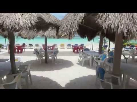 Mahahual Malecón, Costa Maya, Yucatán Peninsula, Quintana Roo, México