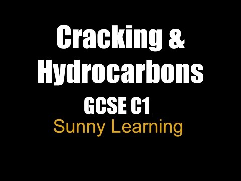 Cracking and Hydrocarbons - AQA Chemistry