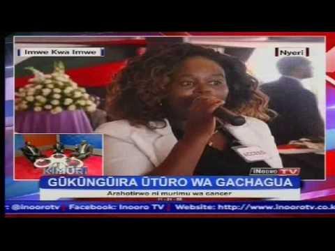Kimuri: Gukunguira uturo wa Nderitu Gachagua