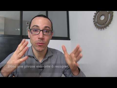 Comment convaincre un recruteur en français (CV / lettre de motivation / entretien d'embauche)