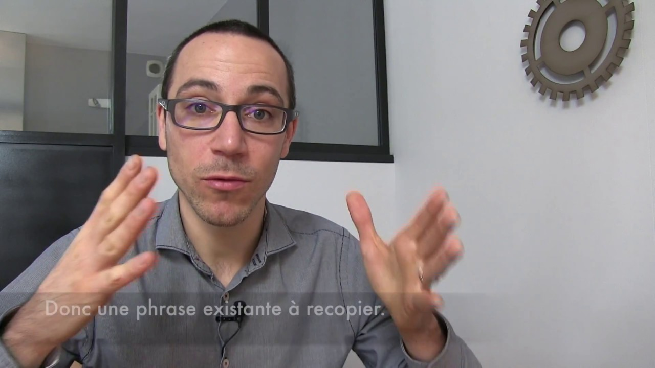 comment convaincre un recruteur en fran u00e7ais  cv    lettre