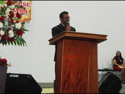 Culto de Missões - Pregação: Pr. Eziel Pereira - 19/05/2013