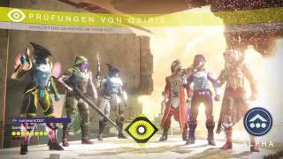 Destiny - Letztes Match zu makellos + out of map Leuchtturm