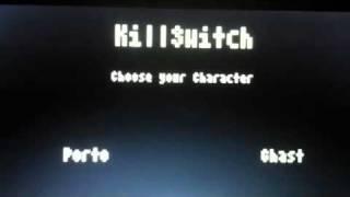 Killswitch character select