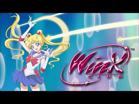 Sailor Moon Crystal Fanmade Opening (Winx Club Music)