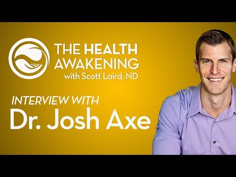 Why you need collagen protein Guest: Dr Josh Axe -  THE HEALTH AWAKENING  Ep 130
