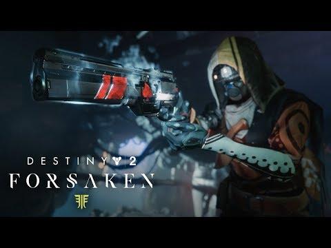 Destiny 2: Forsaken – Cayde's Exotic Stash Pre-Order Trailer