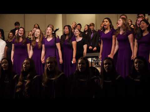 "Kamiak High School Choir 2019- ""You Will Be Found"" (SATB, arr. by Mac Huff)"