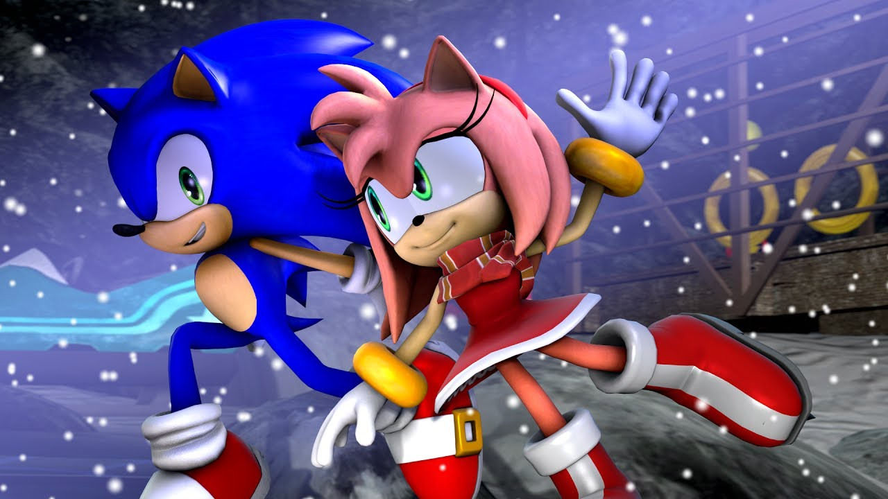 this valentine's day all i want is a date quotes - Sonic and Amy s Winter Date