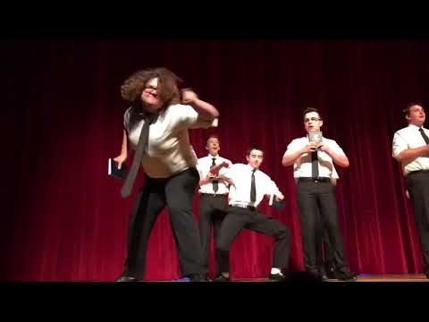 Pinkerton Academy Theatre Night 2017: Book of Mormon