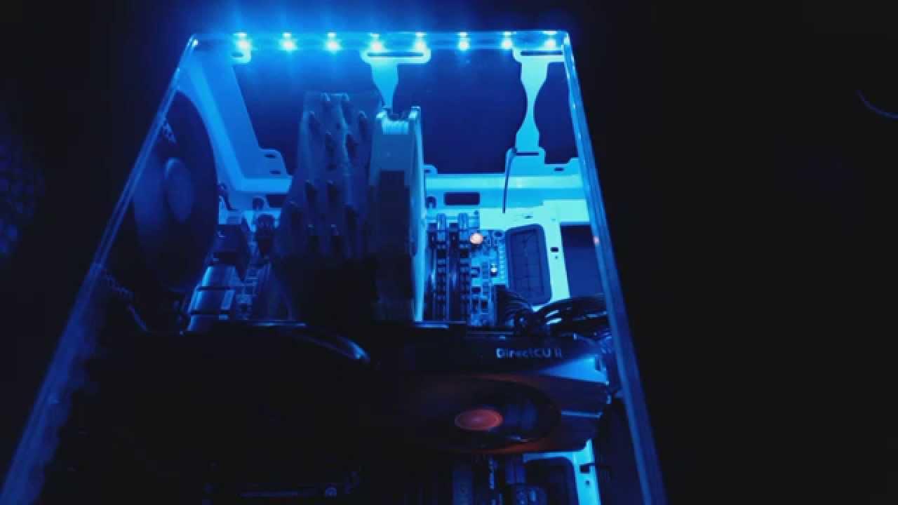 outlet store 5c165 1a86e Corsair Link Commander - RGB LED Strips