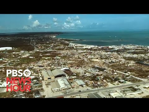 Hurricane Dorian death toll rises to 44 in the Bahamas