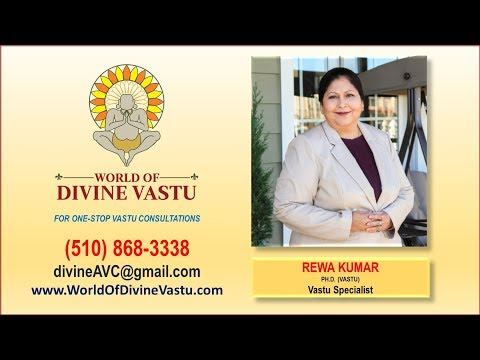 Rewa Kumar Vastu Specialist Live Talk Show on Radio Zindagi 1550AM, USA, April 19, 2018