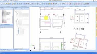 HiCAD 2017 - Werkstättenzeichnung aktualisieren