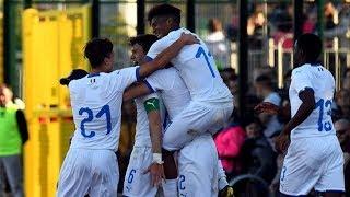 Highlights Under 19: Italia-Ucraina 3-1 (23 marzo 2019)