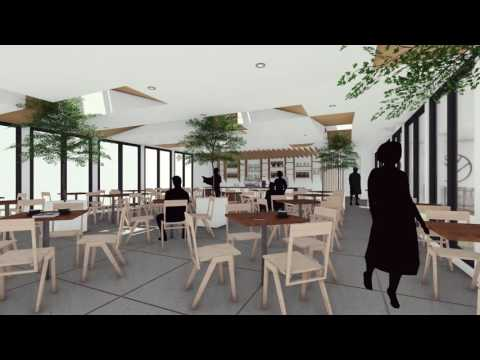 The Garden Space - Architectural Concept