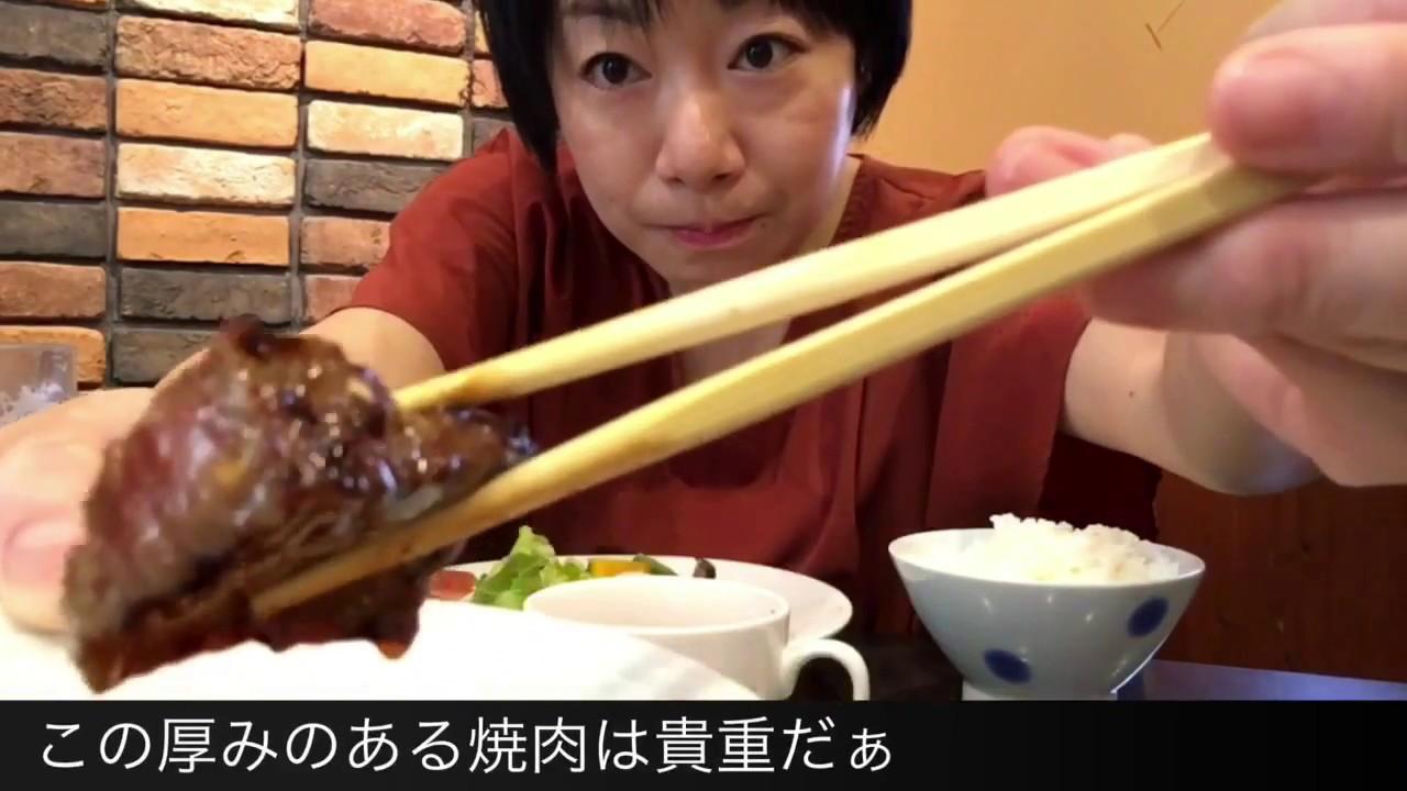 女一人焼肉ランチビール日記【大...