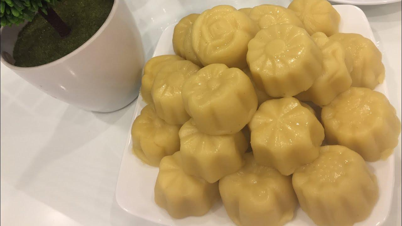 Bánh đậu xanh – đơn giản dễ làm   Ẩm Thực Mary Phuong