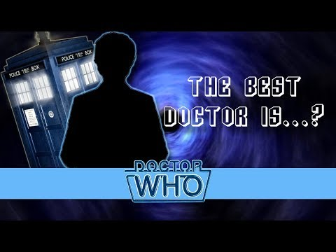 Ranking Doctor Who #2: The Doctors!