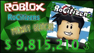 How to get for Free Unlimited Money !!! Roblox RoCitizens